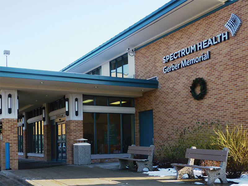 Gerber Memorial Hospital
